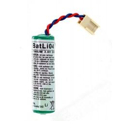 BATTERIA AL LITIO 3,6V 2AH ( ATRAL ITALIA cod. BATLI04 )