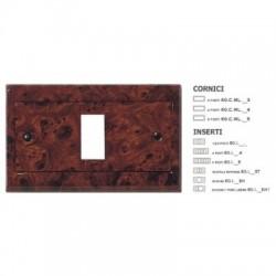 CORNICE METAL.RADICA S/OP. 5P ( MASTER cod. 60CML425 )