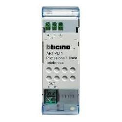 PROTEZIONE 1 LINEA TELEFONICA ( BTICINO cod. PLT1 )