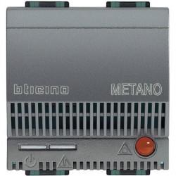 LIVING INT - RIVELATORE GAS METANO 12VAC/DC ( BTICINO cod. L4511/12 )