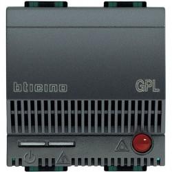 LIVING INT - RIVELATORE DI GAS GPL 12VAC/DC ( BTICINO cod. L4512/12 )