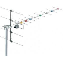 10DELTA/R ANTENNA UHF/B4 10EL,CON RIFLETTORE ( FRACARRO cod. 219531 )