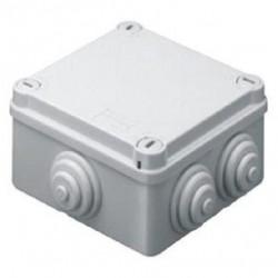 CASS.IP55 100X100X50 1/4 GIROPASSACAVI ( GEWISS cod. GW44024 )