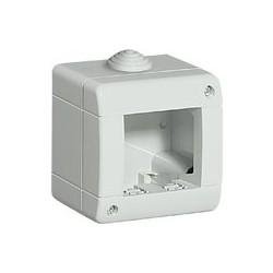 IDROBOX LUNA - CUSTODIA IP40 2 ( BTICINO cod. 24402 )