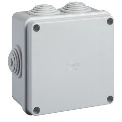 SCAT.DERIV.100X100X50 IP55+ENTR. ( SCHNEIDER cod. SL02500 )