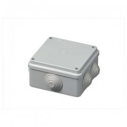 CASS.DI DERIVAZIONE IP55 D.100X100X50 ( ELETTROCANALI cod. EC400C4 )