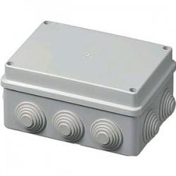 CASS.DI DERIVAZIONE IP55 150X110X70 ( ELETTROCANALI cod. EC400C5 )