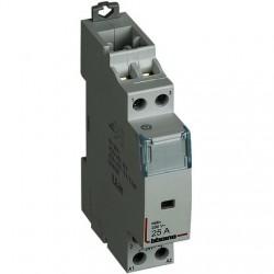 BTDIN-CONTATTORE 2NO 25A BOB 24VAC ( BTICINO cod. FT1A2N24M )