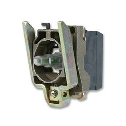 CORPO LAMPADA SPIA ROSSA LED 24V ( SCHNEIDER cod. ZB4BVB4 )