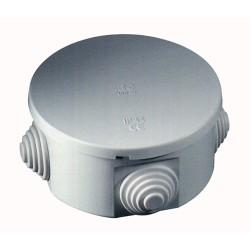 CASSETTA DERIVAZIONE IP44 80X40 ( ELETTROCANALI cod. EC400C2 )