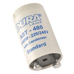 STARTER 4 65W STANDARD ( DURALAMP cod. AST-480 )