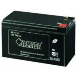 BATTERIA RIC.PIOMBO 12V 7AH ECO ( ELCART DISTRIBUTION cod. 300610000 )