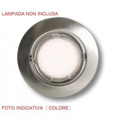 DICR.ORIENT. D50 230V/35-50W BIANCO S/LA. ( LAMPO LIGHTING cod. DIKOR230/BI/SL )