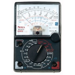TESTER ANALOGICO 1000V  NI855     ( ELCART DISTRIBUTION cod. 090702000 )