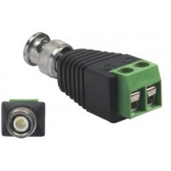 CONNETTORE BNC X RG59 X VIDEOSORV ( ELCART DISTRIBUTION cod. 370711500 )