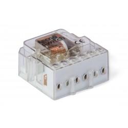 RELÈ AD IMPULSI 1 SCAMBIO 230V ( TECNO SWITCH cod. RE230IN )