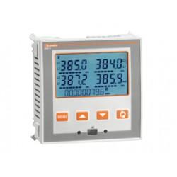 MULTIMETRO CON LCD AD ICONE ( LOVATO cod. DMG600 )