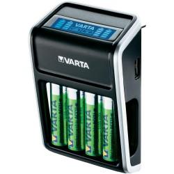 BATTERIA LCD PLUG CHARGER INC. 4AA DA 2100 ( VARTA BATTERIE cod. 57677101441 )