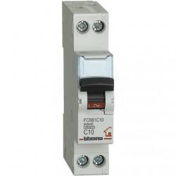 BTDIN-RS-MAGNETOT C10 1P+N 1M4500A ( BTICINO cod. FC881C10 )