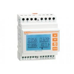 MULTIMETRO LCD MODULARE 4U ( LOVATO cod. DMG100 )