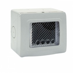 CONTENITORE RAL7035 IP55     S ( AVE cod. 44ST03 )