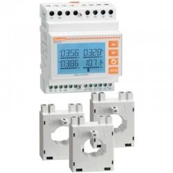 MULTIMETRO DMG100 + 3 TA 100A ( LOVATO cod. DMGKIT100100 )