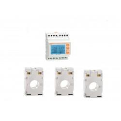 MULTIMETRO DMG100 + 3 TA 150A ( LOVATO cod. DMGKIT100150 )