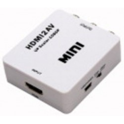 CONVERTER DA HDMI A RCA           ( ELCART DISTRIBUTION cod. 421238400 )