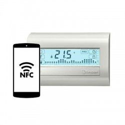 CRONOTERMOSTATO TOUCH-NFC BIANCO ( FINDER cod. 1C8190030107 )