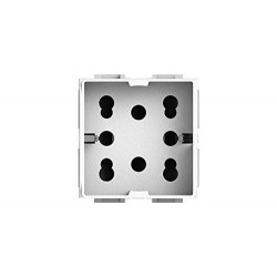 SIDE PER BTICINO LIVINGLIGHT BIANCA ( 4 BOX cod. 4B.N.H21 )