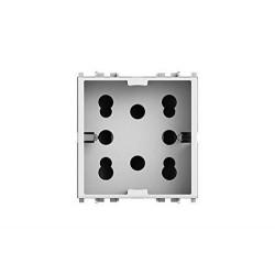 SIDE PER VIMAR PLANA BIANCA ( 4 BOX cod. 4B.V14.H21 )