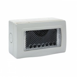 CONTENITORE RAL7035 IP55     S ( AVE cod. 44ST04 )