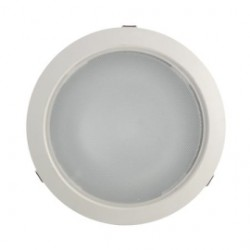 """LED DOWNLIGHT 8"""""""" 25W FROSTEDNW ( DURALAMP cod. D82540 )"""