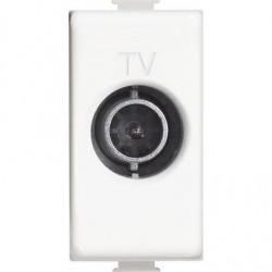 MATIX - PRESA TV DIRETTA 1M BIANCO ( BTICINO cod. AM5202D )