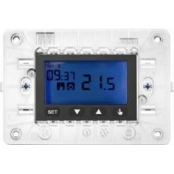 CRONOTER.EL.SETTIM.LCD 3M ANTR ( SIMON URMET cod. 10633 )