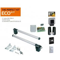 ECO KIT 230V PERFECT PER CANCELLI A BATTENTE ANTA MAX 2MT ( FAAC cod. 105917 )