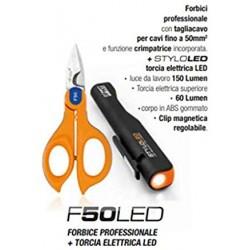 F50LED FORBICE F50+ STILOLED ( HT STRUMENTI cod. HU000746 )