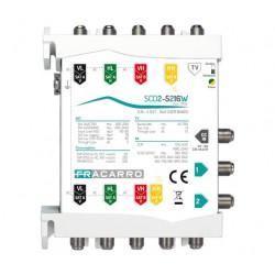 SCD2-5216W MSW SCD2 5IN WB 2OU ( FRACARRO cod. 271184 )